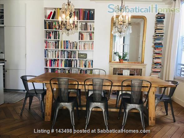 Lovely apartment in the Marais, 3 bedrooms plus office Home Rental in Paris, IDF, France 1