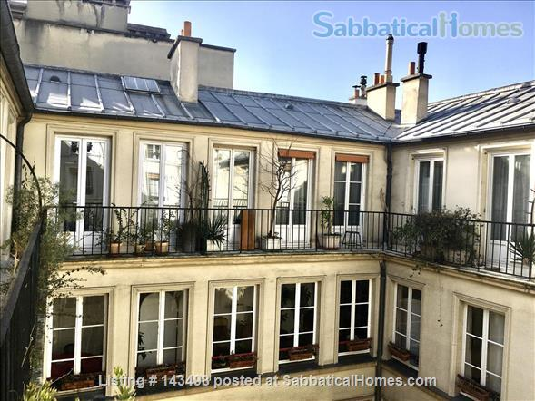 Lovely apartment in the Marais, 3 bedrooms plus office Home Rental in Paris, IDF, France 6