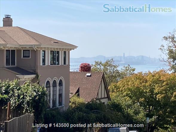 Berkeley House to exchange for Massachusetts May/June 2021 Home Exchange in Berkeley, California, United States 1