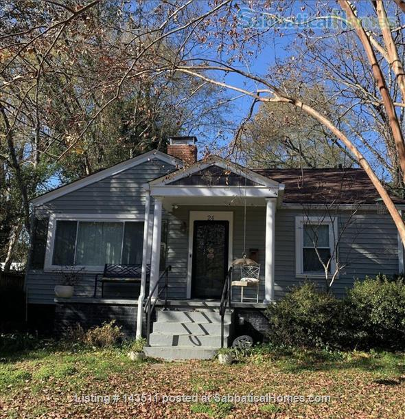 Southern Writer's Dream  Home Rental in Greenville, South Carolina, United States 7