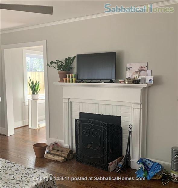 Southern Writer's Dream  Home Rental in Greenville, South Carolina, United States 8