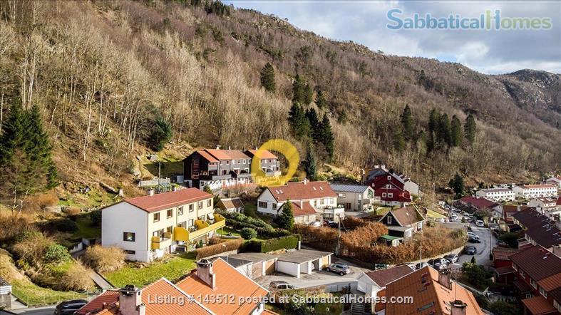 3-bedroom in beautiful Bergen Norway, Sept-Dec 2021 Home Rental in Bergenhus, Vestland, Norway 1