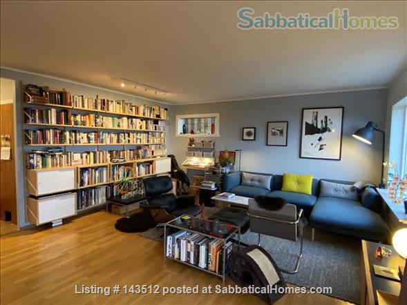 3-bedroom in beautiful Bergen Norway, Sept-Dec 2021 Home Rental in Bergenhus, Vestland, Norway 2