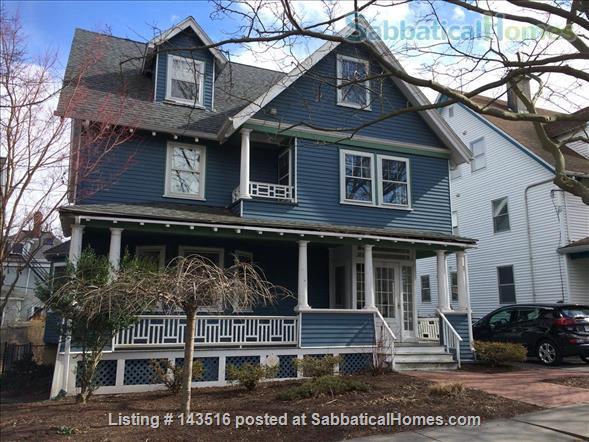 Brookline Victorian Home Rental in Brookline, Massachusetts, United States 1