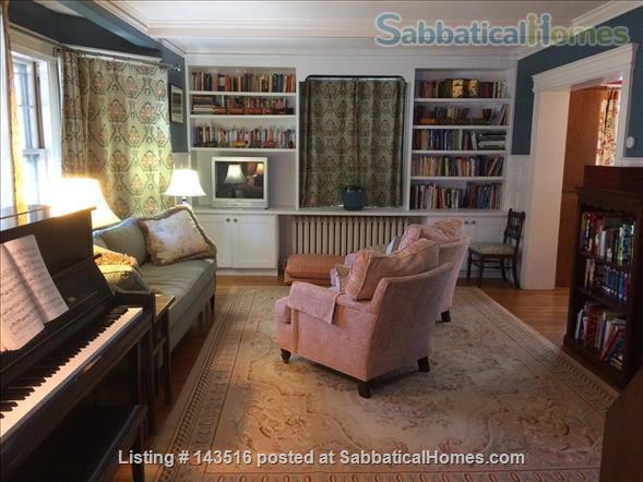 Brookline Victorian Home Rental in Brookline, Massachusetts, United States 0