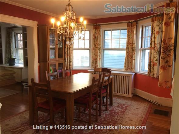 Brookline Victorian Home Rental in Brookline, Massachusetts, United States 2
