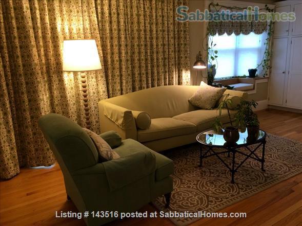 Brookline Victorian Home Rental in Brookline, Massachusetts, United States 3