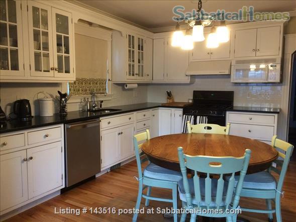 Brookline Victorian Home Rental in Brookline, Massachusetts, United States 4