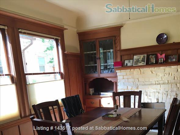 Charming Furnished 2-bedroom, best neighborhood, near campus Home Rental in Oakland, California, United States 1