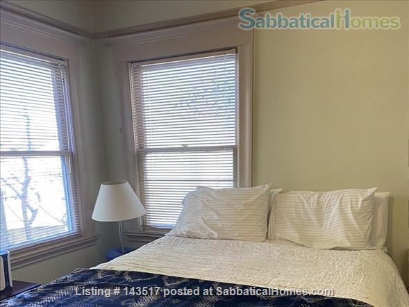 Charming Furnished 2-bedroom, best neighborhood, near campus Home Rental in Oakland, California, United States 6