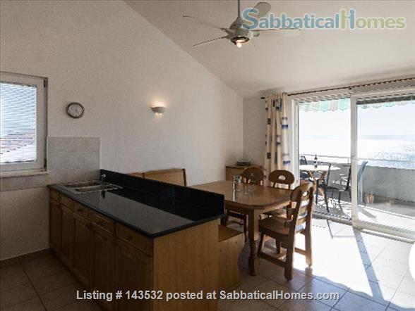 Sea view apartment in an Adriatic Coastal village.  Home Rental in Baška Voda, Splitsko-dalmatinska županija, Croatia 2