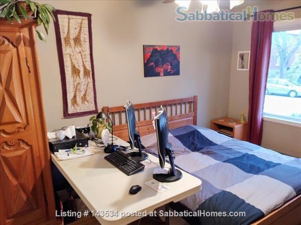 Lower duplex, 4 bedrooms - South West ALL INCLUDED Home Rental in Montréal, Québec, Canada 5
