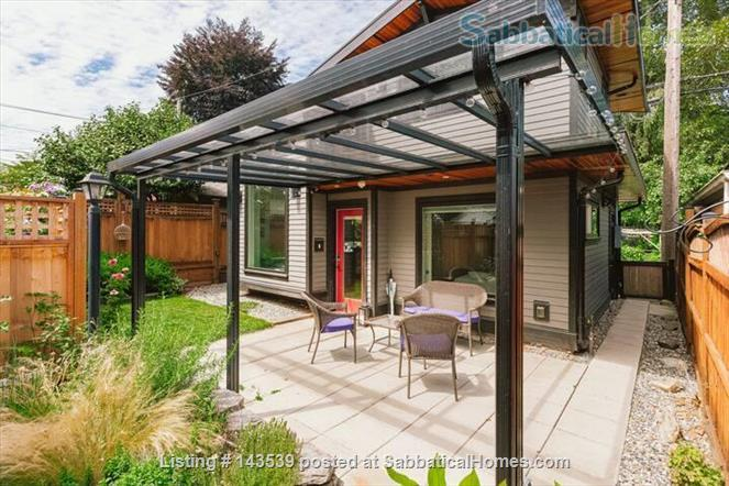 Cambie Village 2 bed detached Laneway home Home Rental in Vancouver, British Columbia, Canada 0