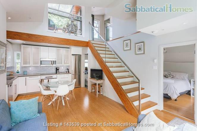 Cambie Village 2 bed detached Laneway home Home Rental in Vancouver, British Columbia, Canada 2