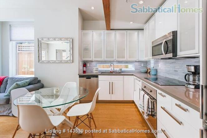 Cambie Village 2 bed detached Laneway home Home Rental in Vancouver, British Columbia, Canada 3
