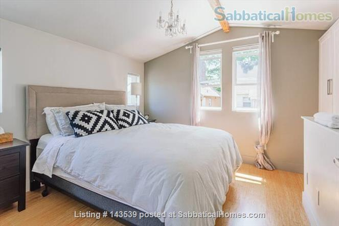 Cambie Village 2 bed detached Laneway home Home Rental in Vancouver, British Columbia, Canada 5