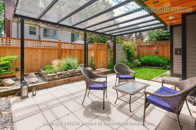 Cambie Village 2 bed detached Laneway home Home Rental in Vancouver, British Columbia, Canada 6