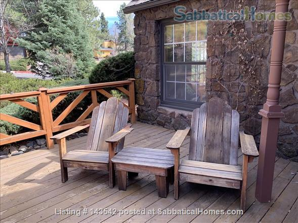 Beautiful, unique home in Downtown Flagstaff! Close to everything! Home Rental in Flagstaff, Arizona, United States 3