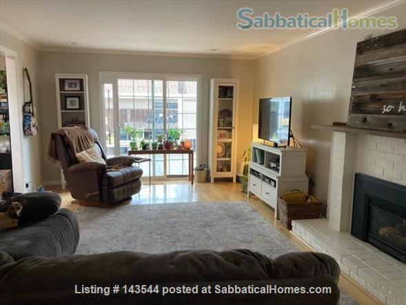 Family Friendly Home in Pleasant Hill Home Exchange in Pleasant Hill, California, United States 3