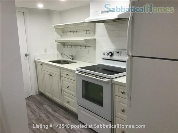 Newly renovated 2 bedroom basement suite that partly ground level in Vancouver Home Rental in Vancouver, British Columbia, Canada 3