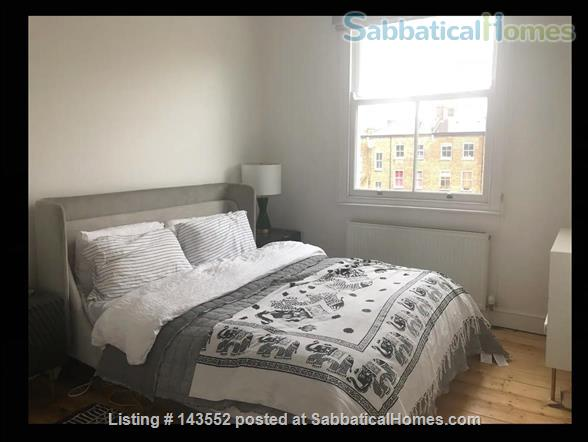 Central London 1200 Sq Foot Maisonette Home Rental in Kentish Town, England, United Kingdom 6