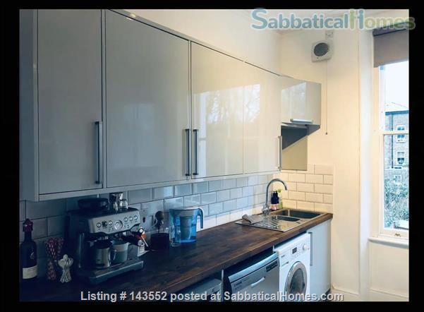 Central London 1200 Sq Foot Maisonette Home Rental in Kentish Town, England, United Kingdom 7