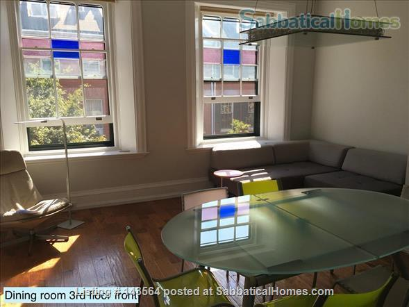 Stunning renovated 4-story Victorian house in the heart of the city  Home Rental in Philadelphia, Pennsylvania, United States 3
