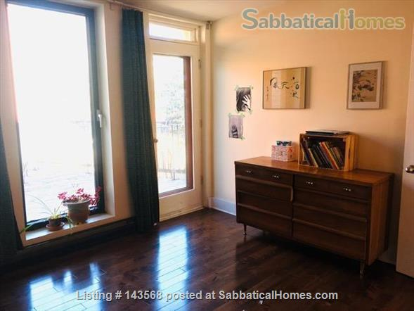 Two-story Townhouse - central, close to scenic canal  Home Rental in Montreal, Quebec, Canada 9
