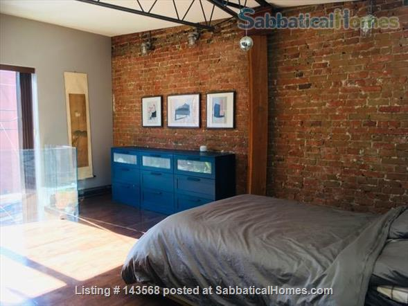 Two-story Townhouse - central, close to scenic canal  Home Rental in Montreal, Quebec, Canada 6