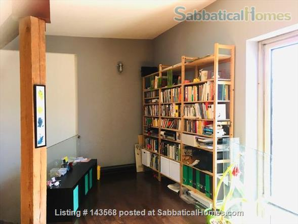 Two-story Townhouse - central, close to scenic canal  Home Rental in Montreal, Quebec, Canada 7