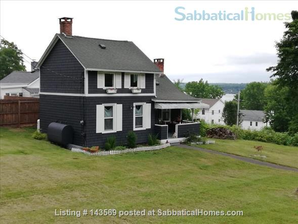 1890s Renovated Farmhouse with Stunning Hudson River Views Home Rental in Port Ewen, New York, United States 0