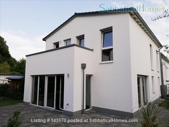 House with garden in Frankfurt, Germany Home Rental in Frankfurt, HE, Germany 1