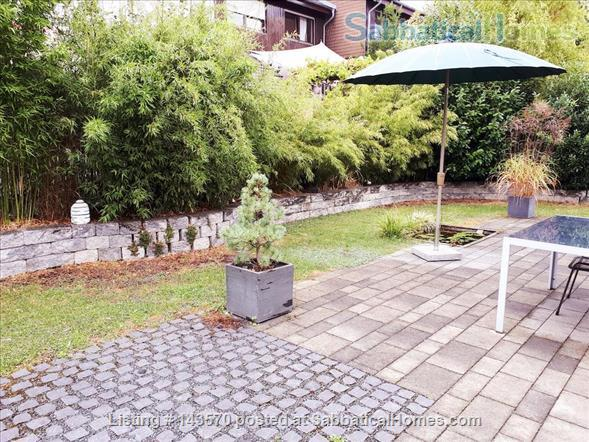 House with garden in Frankfurt, Germany Home Rental in Frankfurt, HE, Germany 7