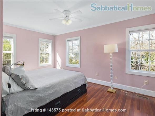 Adorable bungalow in an unbelievable location blocks from Duke and Downtown Durham Home Rental in Durham, North Carolina, United States 3