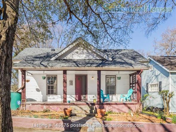 Adorable bungalow in an unbelievable location blocks from Duke and Downtown Durham Home Rental in Durham, North Carolina, United States 7