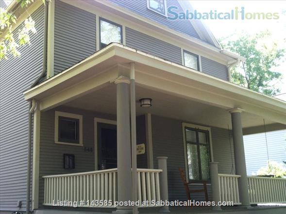 Modern Prairie Home Home Rental in Iowa City, Iowa, United States 1