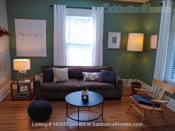 Modern Prairie Home Home Rental in Iowa City, Iowa, United States 5