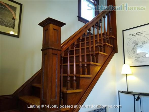 Modern Prairie Home Home Rental in Iowa City, Iowa, United States 8