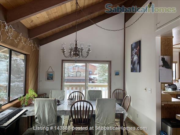 LAKE VIEWS Tahoe Keys Home 3br 2.5 ba. HOT TUB. Summer 2021. New appliances Home Rental in South Lake Tahoe, California, United States 2