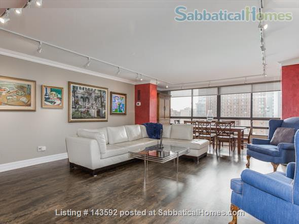 Downtown Toronto - Prime Location - Spacious Tastefully Furnished & Fully Equipped Home Rental in Toronto, Ontario, Canada 0