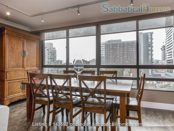 Downtown Toronto - Prime Location - Spacious Tastefully Furnished & Fully Equipped Home Rental in Toronto, Ontario, Canada 3