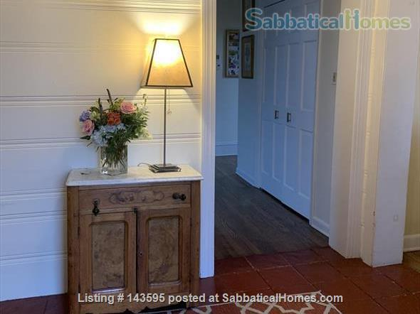 Historic schoolhouse home in Takoma Park, MD/Washington, DC  Home Rental in Takoma Park, Maryland, United States 2