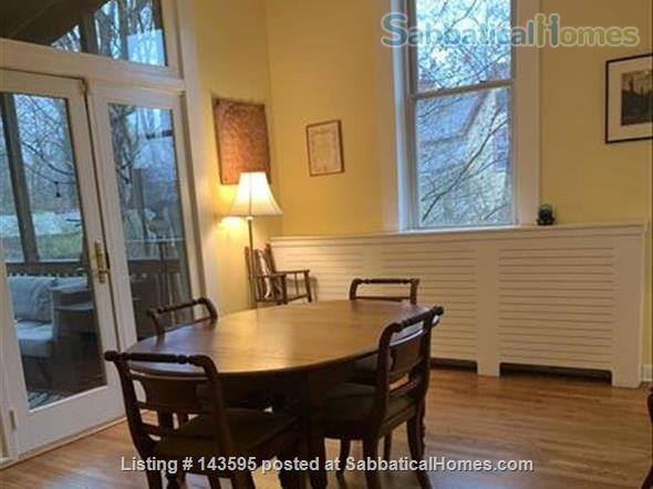 Historic schoolhouse home in Takoma Park, MD/Washington, DC  Home Rental in Takoma Park, Maryland, United States 5