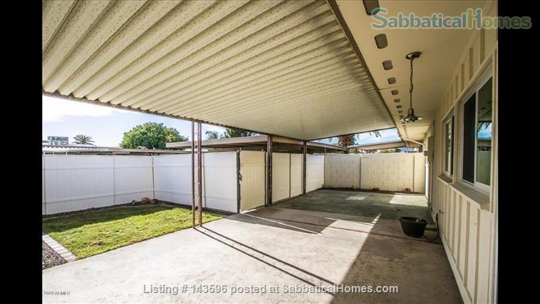 NEWLY RENOVATED townhome (20 min to ASU Tempe) Home Rental in Scottsdale, Arizona, United States 9