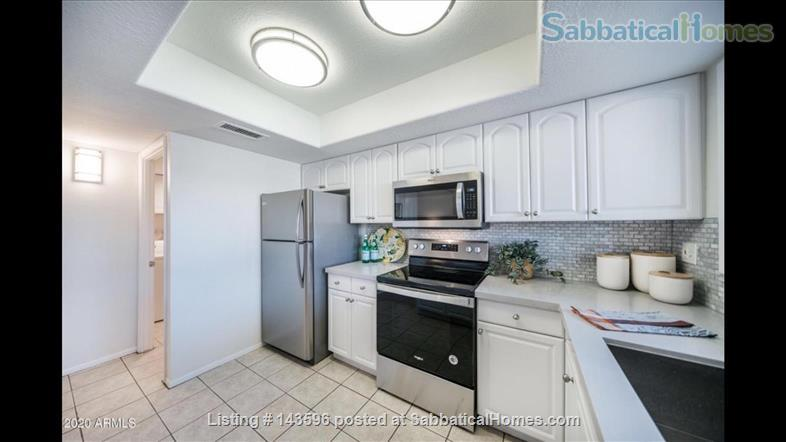 NEWLY RENOVATED townhome (20 min to ASU Tempe) Home Rental in Scottsdale, Arizona, United States 5