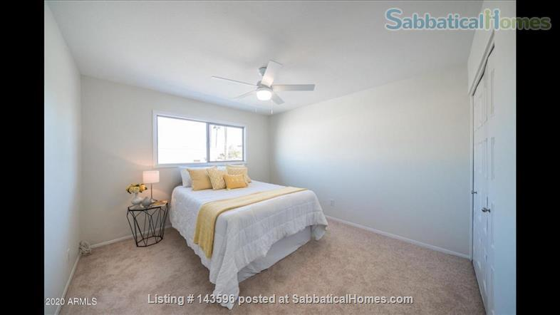 NEWLY RENOVATED townhome (20 min to ASU Tempe) Home Rental in Scottsdale, Arizona, United States 7