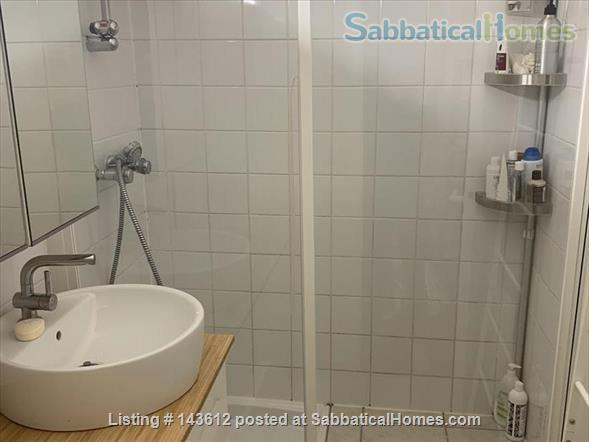 Two bedroom apartment in Paris near Charonne, Nation, Père Lachaise  Home Rental in Paris, IDF, France 6