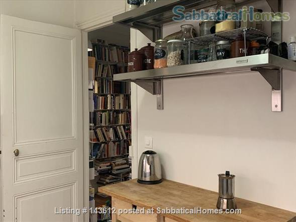 Two bedroom apartment in Paris near Charonne, Nation, Père Lachaise  Home Rental in Paris, IDF, France 7