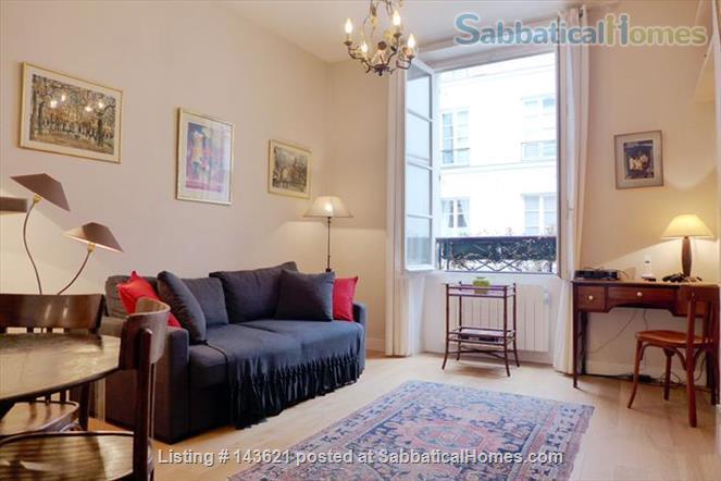 Sophisticated 1 BDR - 2 guests - Saint-Germain Home Rental in Paris, IDF, France 1
