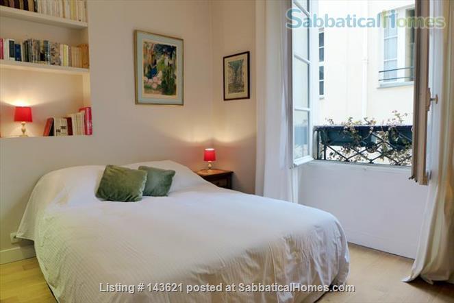 Sophisticated 1 BDR - 2 guests - Saint-Germain Home Rental in Paris, IDF, France 0